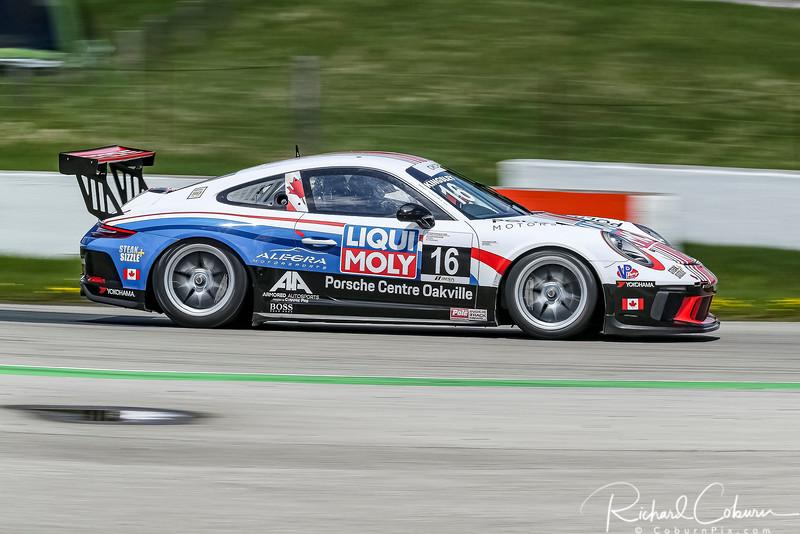 #16 Jeff Kingsley Winner Race 1