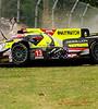 #13 Nick Heidfeld P Class Rebellion Racing crash