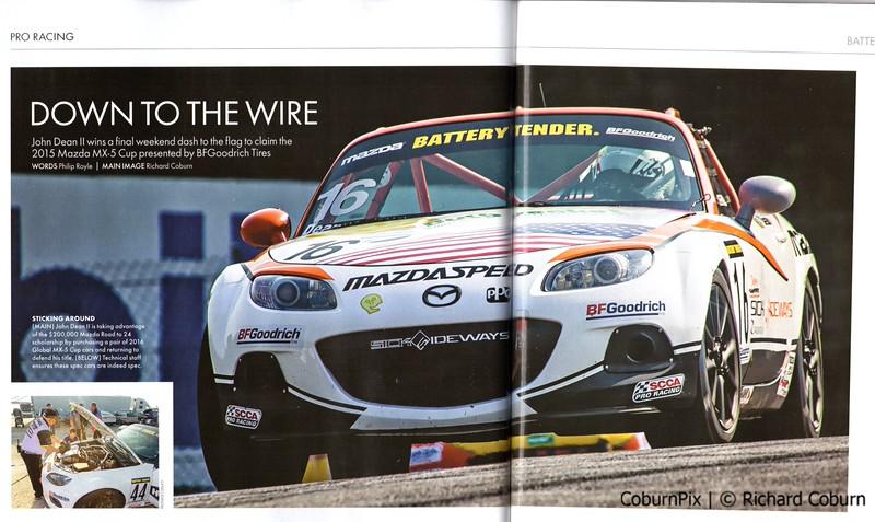 SportsCar Magazine Dec 2015