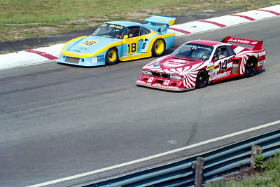 No.14 Hans Heyer & Walter Röhrl. No.18 John Paul Jr. & John Paul.