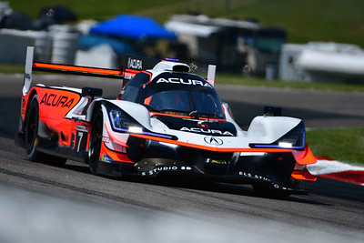 No.7 Helio Castroneves / Ricky Taylor