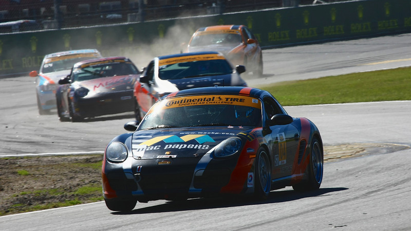 IMSA-USCC Daytona Jan.22-26, 2014 ColourTechSouth DL - 3 106