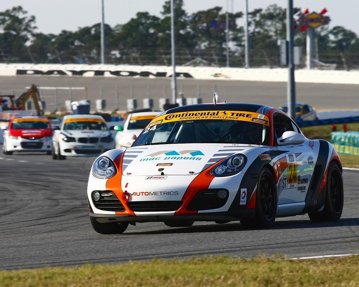 IMSA-USCC Daytona Jan.22-26, 2014 ColourTechSouth DL - 5 009