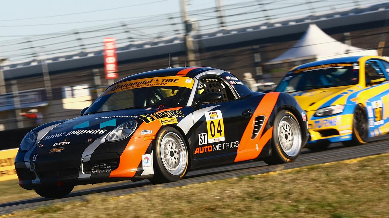 IMSA-USCC Daytona Jan.22-26, 2014 ColourTechSouth DL - 1 404