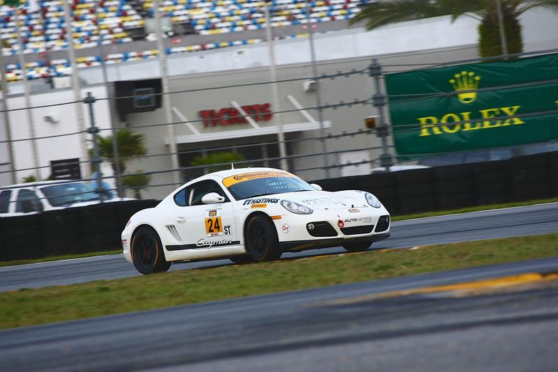 IMSA Daytona Test Jan.3-5, 2014 ColourTechSouth DL - 1 134