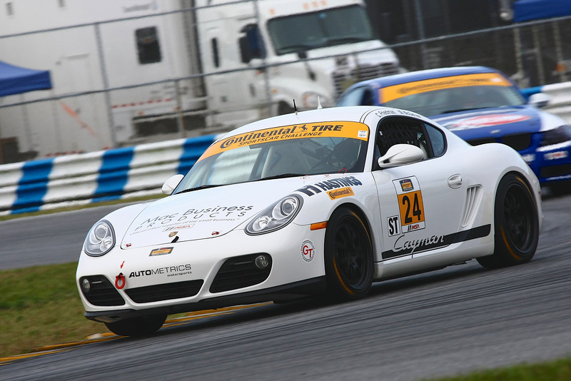 IMSA Daytona Test Jan.3-5, 2014 ColourTechSouth DL - 1 051