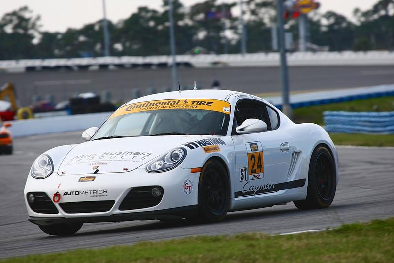 IMSA Daytona Test Jan.3-5, 2014 ColourTechSouth DL - 1 088
