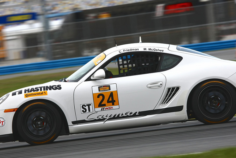 IMSA Daytona Test Jan.3-5, 2014 ColourTechSouth DL - 1 052