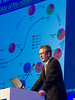 """Jesus San Miguel, MD speaks during the session """"Raising the bar in multiple myeloma: redefining the landscape with monoclonal antibodies"""""""