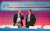 Panelists speak during the Precursor Disease States session