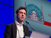 """Philippe Moreau, MD speaks during the session """"Raising the bar in multiple myeloma: redefining the landscape with monoclonal antibodies"""""""