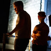 Don Giovanni Stage and Studio Rehearsals - Glyndebourne 2014