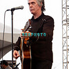 ATLANTIC CITY, NJ - JULY 05:  Three Dog Night Band member Danny Hutton  performs for fans on the beach at the Atlantic City Hilton on July 5, 2008 in Atlantic City, New Jersey.