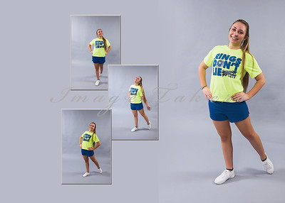 IND Cheerleader