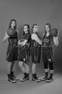 IND Basketball Team_0097 BW