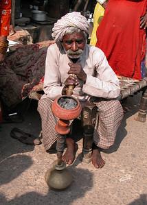 GYPSY MAN - DELHI