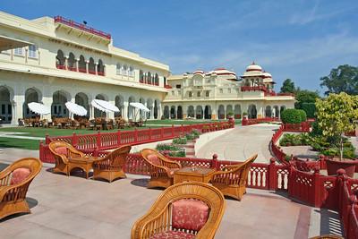 Jaipur Rambagh Palace