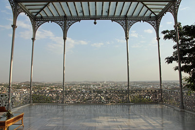 Taj Falaknuma Palace - Hyderabad, India