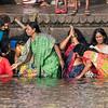 Ganges bathers