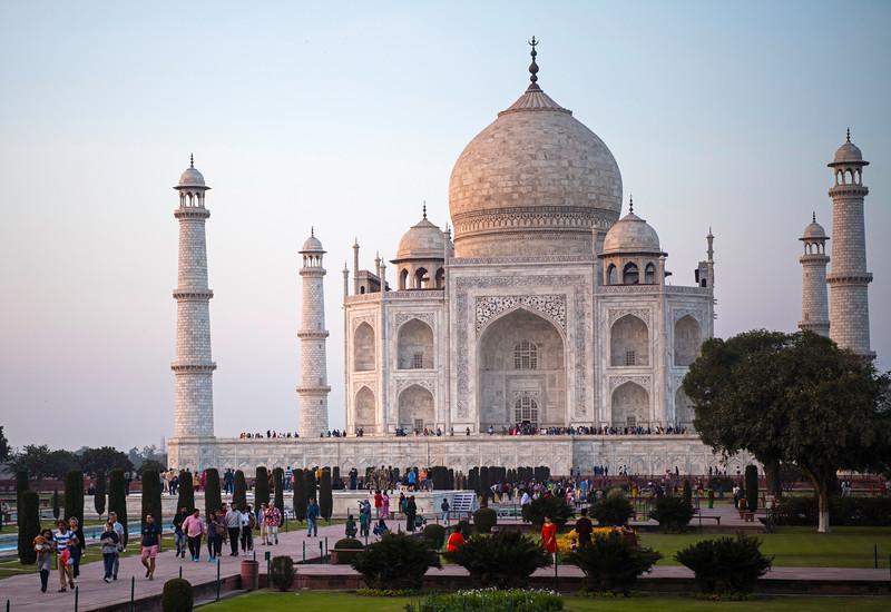 Magical Taj Mahal