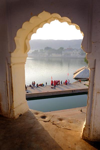 Ghats, Pushkar