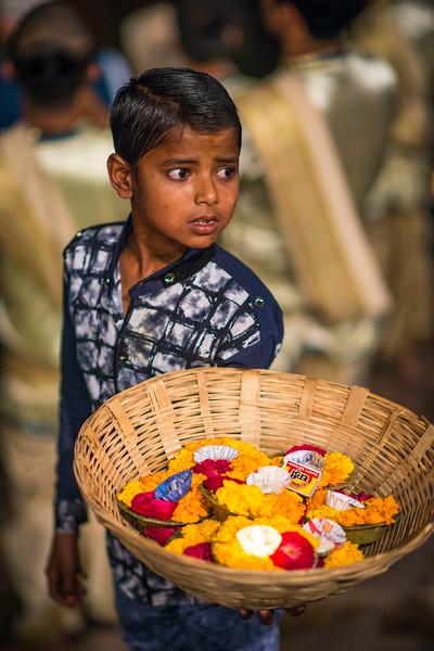 Dasaswamedh Ghat vendor