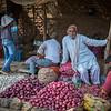 Agra spice market