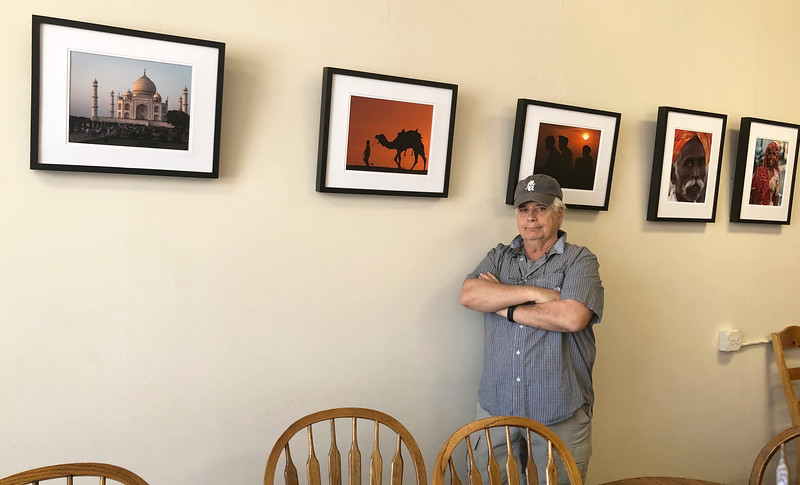 Now through August 1 at Curt's Cafe, 2922 Central Street, Evanston.