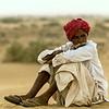 Jaisalmer desert man