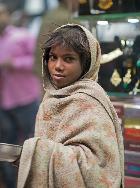 Delhi's streets are home