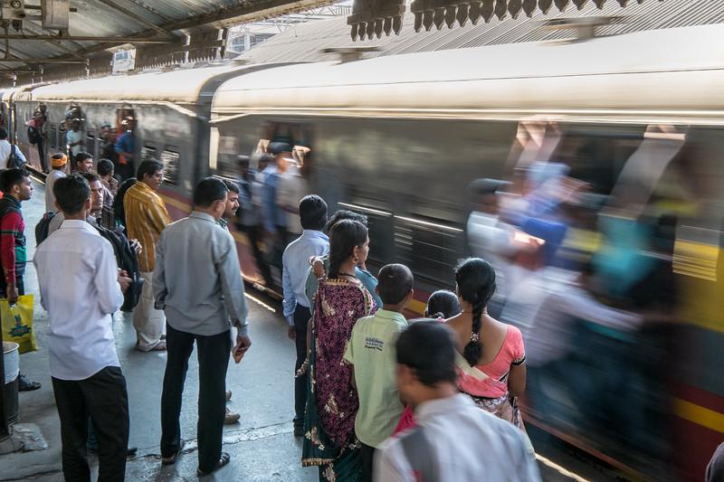 Mumbai rail