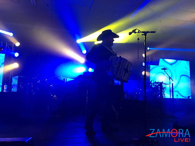 Intocable - Morris Bingo Hall / Abril 22