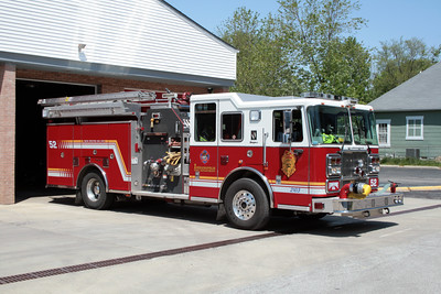 IFD ENGINE 52 SEAGRAVE