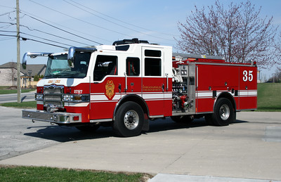 ENGINE 35   PIERCE