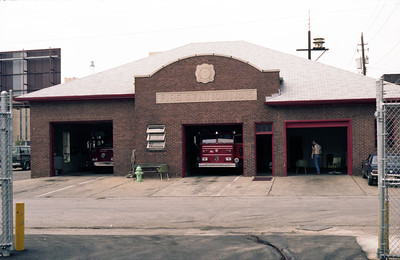 ENGINE 5 - LADDER 5