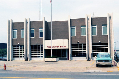 IFD STATION 13  (TORN DOWN)