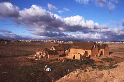 MERINO HOUSES - EASTERN MADAGASCAR