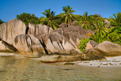 ANSE SOURCE D'ARGENT - LA DIGUE