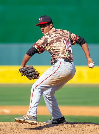 2018 Patchogue-Medford Baseball