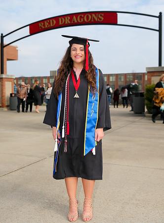 Marisa's College Graduation