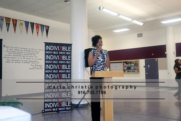 INDIVIZIBLE - Marion Jones - 10-14-2015