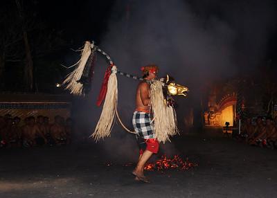 FIRE WALKER - KECAK DANCE