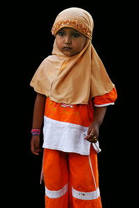 JAVANESE SCHOOL GIRL - SURABAYA