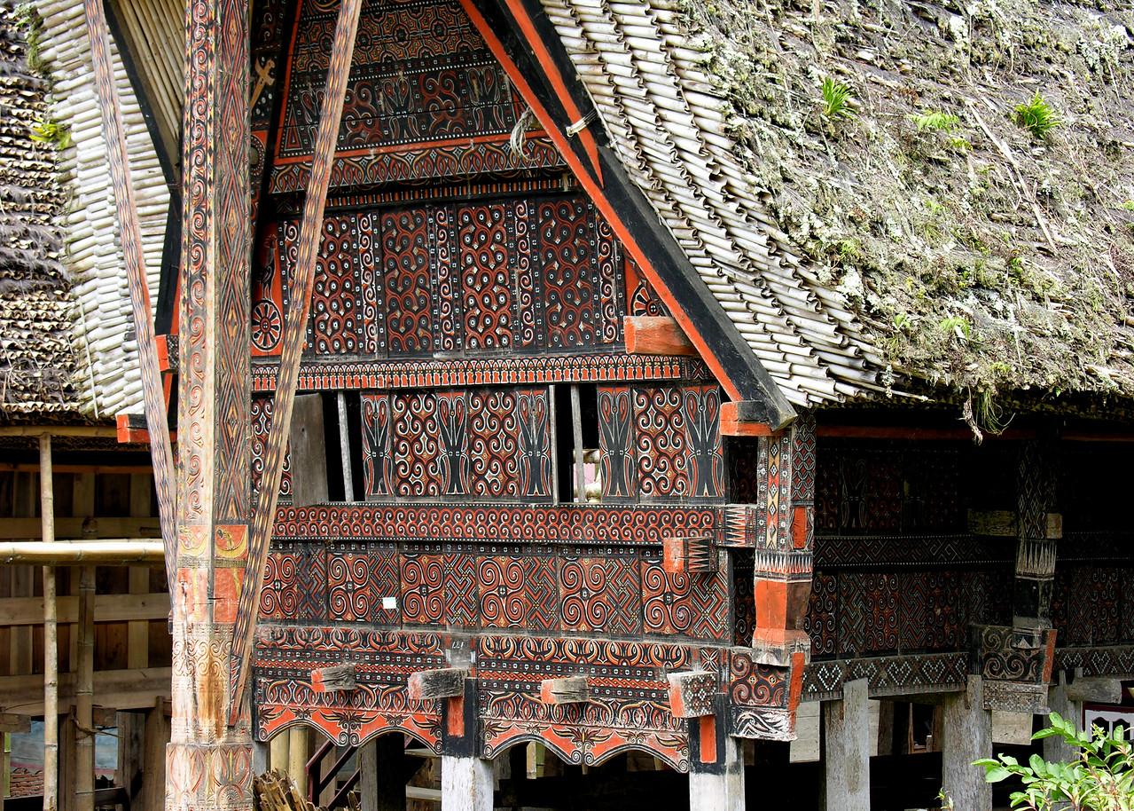 TORAJAN HOUSE