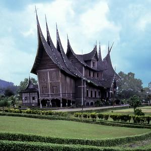 MINANGKABAU PALACE - WEST SUMATRA