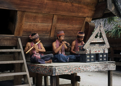 BATAK VILLAGE - LAKE TOBA, NORTH SUMATRA