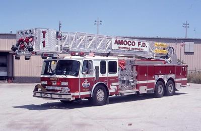 AMOCO WHITING FD   TOWER 1   1998 E-ONE HURRICANE   2000-750F-95'    #19951