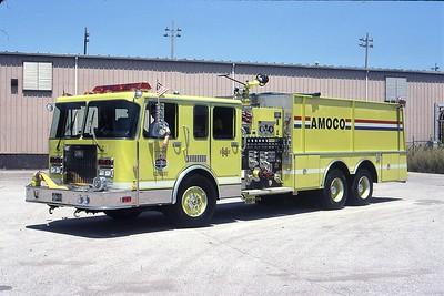AMOCO WHITING FD   ENGINE 14   1992 SPARTAN - NATIONAL FOAM   2000-3000F