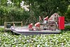 Everglades airboat in South Florida, National Park
