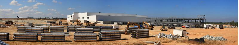 FedEx Facility in Greensboro NC